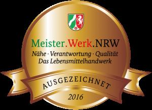 Logo - MeisterWerk NRW2016